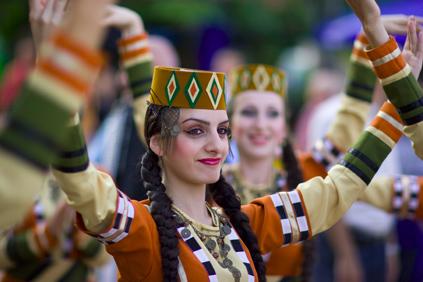 folklor festival